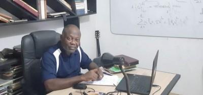 Togo-Côte d'Ivoire : Ecole à la maison, apport du prof Kangni Kinvi à des universitaires africains