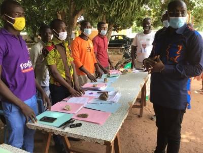 Côte d'Ivoire: Niakara, inscriptions sur la liste électorale, un faible taux enregistré avant la prorogation du processus