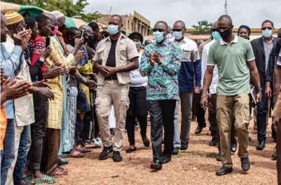 Côte d'Ivoire : Amadou Koné : « Pour la paix et la stabilité du pays, allons tous voter massivement le 31 octobre »