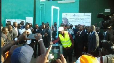 Côte d'Ivoire : Une usine de traitement d'eau capable de produire 4000m3/heure pour Bouaké