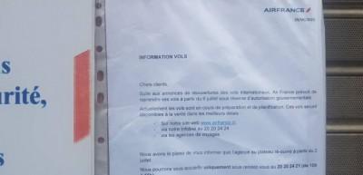 Côte d'Ivoire-France : Air France reprend ses vols entre Abidjan et Paris à compter du 6 juillet