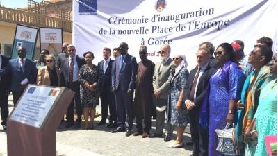 Sénégal : À Gorée, la place de l'Europe rebaptisée Place de liberté et de la dignité humaine
