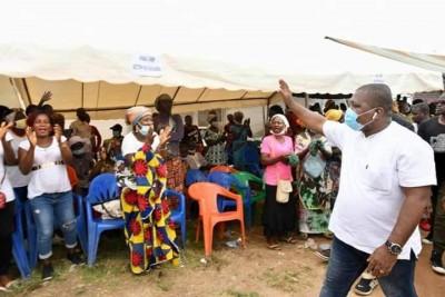 Côte d'Ivoire : RHDP, tension à Zouhan-Hounien, tentatives de blocage du meeting de Sidiki Konaté