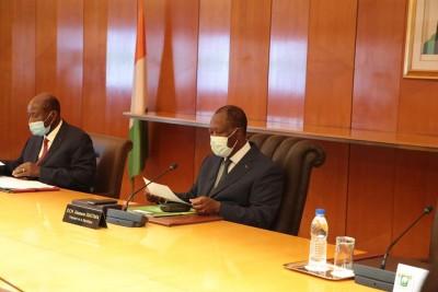 Côte d'Ivoire : Un conseil des Ministres extraordinaire annoncé pour enteriner la proposition de prorogation de la CEI