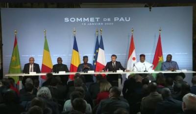 Mauritanie : Réunion du G5 Sahel en présence d'Emmanuel Macron
