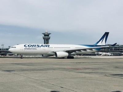 Côte d'Ivoire-France : La compagnie aérienne Corsair reprend ses vols à destination de la Côte d'Ivoire