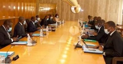Côte d'Ivoire : Communiqué du Conseil des Ministres du 30 Juin 2020