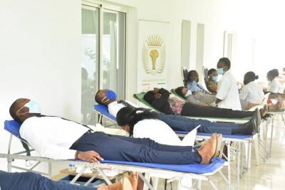 Côte d'Ivoire : Yamoussoukro, le responsable local de la CNTS annonce la « fin » de la pénurie de sang avec un stock de 1300 poches de sang