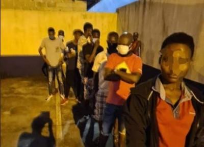 Côte d'Ivoire : Grande opération de la police à Abobo, une vingtaine d'individus dont des propriétaires, serveuses, gérants et DJ de bars  interpellés