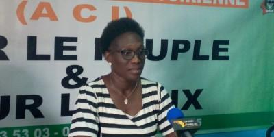 Côte d'Ivoire : Délai d'inscription sur la liste électorale, Pulchérie Gbalet interpelle l'opposition sur l'attitude de la CEI