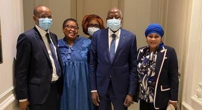 Côte d'Ivoire : Amadou Gon Coulibaly rentre bel et bien ce jeudi soir à Abidjan, « remonté à bloc »