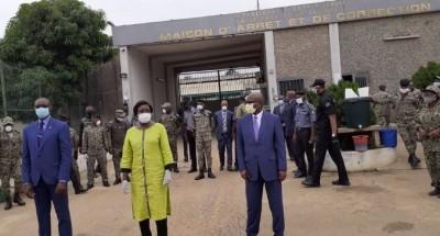 Côte d'Ivoire : Existe-t-il des cas de COVID-19 à la MACA ?  « Oui, il en existe » selon le Directeur de l'Administration pénitentiaire, interview