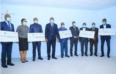 Côte d'Ivoire : Des prêts à taux très réduits de 2,1 milliards FCFA du Gouvernement a...