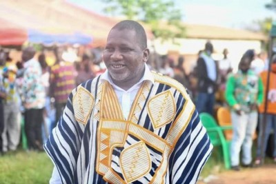 Côte d'Ivoire : Depuis Bin-Houyé, Sidiki Konaté à Mabri « Si tu vas contre la loi, on...