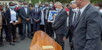 Côte d'Ivoire : Blé Goudé en France pour l'aurevoir à sa soeur n'a pas rencontré Guil...