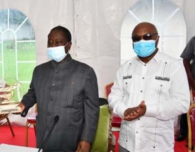 Côte d'Ivoire : Assoa Adou rend hommage à Bédié pour sa volonté de voir Gbagbo revenir au pays
