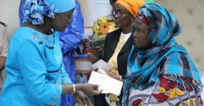 Côte d'Ivoire : Aide aux personnes vulnérables et familles et tontine en ligne, les a...