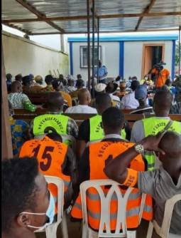Côte d'Ivoire : Pour  la police et la CCSR, les populations font l'amalgame entre les...
