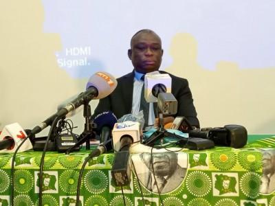Côte d'Ivoire : KKB annonce sa candidature à la présidentielle d'octobre prochain