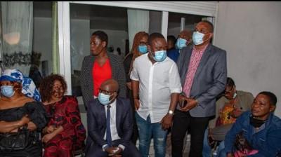 Côte d'Ivoire : De retour de la France, Blé exprime sa gratitude à Gbagbo et s'excuse pour ceux qu'il n'a pas pu rencontrer