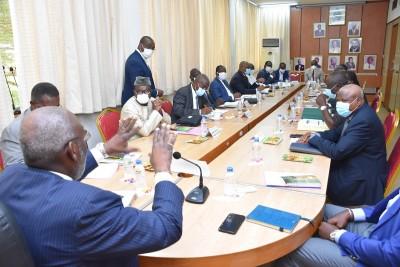Côte d'Ivoire : Election à la présidence de la FIF, la commission électorale et celle  de recours installées