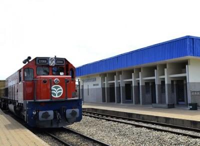 Côte d'Ivoire : Reprise totale du trafic marchandises le mercredi 8 juillet 2020 sur l'ensemble de la ligne ferroviaire, d'Abidjan à Ouagadougou