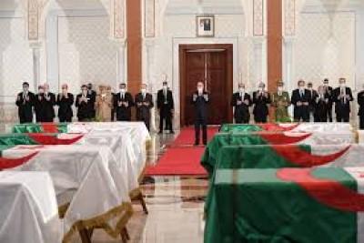 Algérie : Colonisation, le Président Tebboune réclame des excuses de la France, Marin...