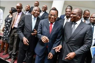 Côte d'Ivoire : Décès de Gon, l'hommage de Bédié, Affi et Soro à un « serviteur de l'...