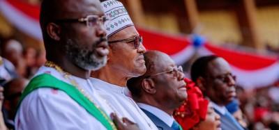 Liberia-Nigeria : Condoléances et ce que Weah et Buhari retiennent  du PM ivoirien Go...
