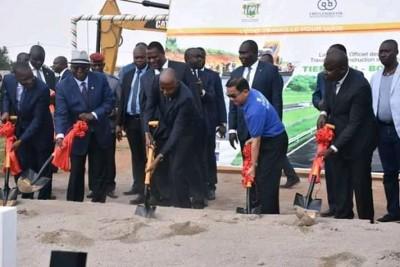Côte d'Ivoire : Bouaké, en attendant la réaction des cadres de Gbêkê, une organisation apporte sa compassion à la nation