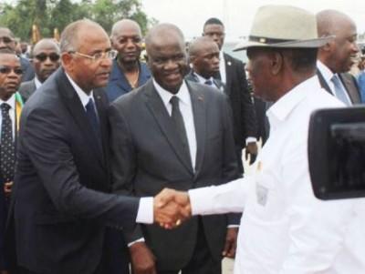 Côte d'Ivoire : Le nouveau Premier Ministre pourrait être connu lundi, Patrick Achi c...