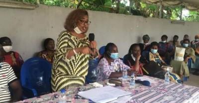 Côte d'Ivoire : Présidentielle 2020, les femmes du FPI : « nous allons réclamer le re...