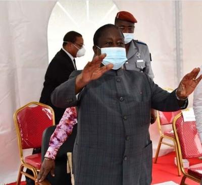 Côte d'Ivoire : Présidentielle 2020, des anciens Députés PDCI-RDA : « Bédié au Secours » Bédié