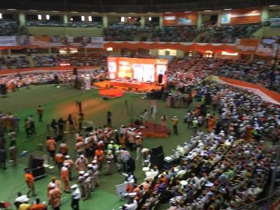 Burkina Faso : Présidentielle, ouverture en grande pompe du congrès d'investiture du président Kaboré