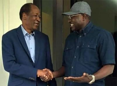 Burkina Faso : Présidentielle, la candidature de Eddie Komboïgo validée par Blaise Compaoré