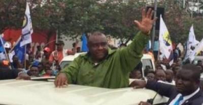 RDC : Kinshasa, Jean Pierre Bemba rejoint une marche interdite contre le choix de Malonda