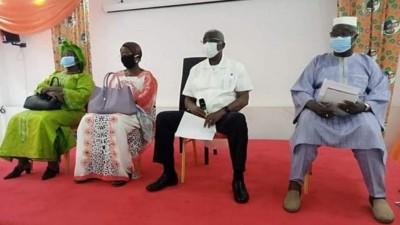 Côte d'Ivoire: Bouaké, pour participer aux obsèques de feu Gon, Djibo met en place un...