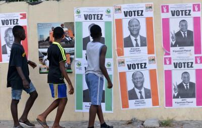 Côte d'Ivoire :  Présidentielle, collecte des signatures de parrainage, « impossibili...