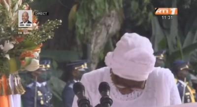 Côte d'Ivoire : Hommage à Gon, face à la douleur de la perte d'un être cher, Kandia f...