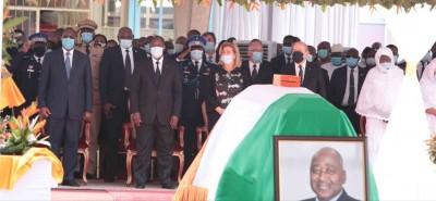 Côte d'Ivoire : Obsèques de Gon, Blé Goudé : j'aurais été sur le sol ivoirien que j'a...