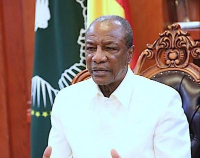 Guinée: Covid-19, Alpha Condé annonce la réouverture des  frontières aériennes