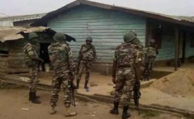 Cameroun : Crise anglophone, l'armée lance des recherches pour retrouver les 10 personnes enlevées dans le sud-ouest