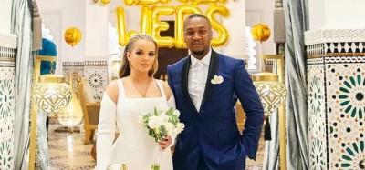Ghana :  Mariage du fils de Mahama à Dubaï avec une algérienne, réaction du père