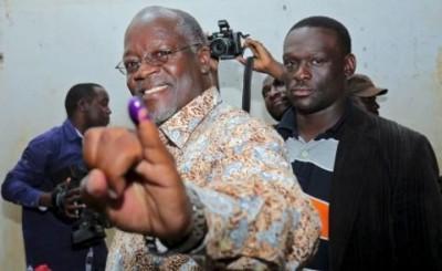 Tanzanie : L'élection présidentielle fixée au 28 Octobre 2020