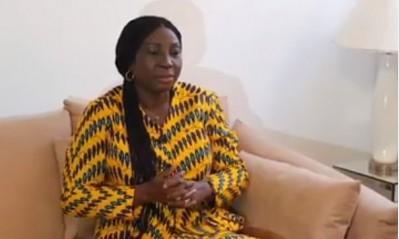 Côte d'Ivoire : Présidentielle octobre, l'appel de Kandia à Alassane Ouattara « ta fille, ta sœur te demande d'être candidat »