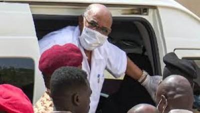 Soudan : Le procès d'Omar El Béchir reporté au 11 Août, faute de place