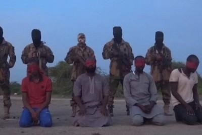 Nigeria : L' ISWAP exécute cinq humanitaires nigérians enlevés dans le nord-est