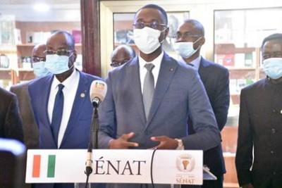 Côte d'Ivoire : Examens de lois, la CAEF du Sénat renvoie le projet de loi sur les Sociétés d'Etat à l'Assemblée nationale pour une 2ème lecture