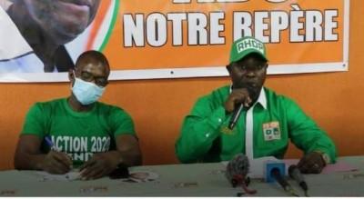 Côte d'Ivoire : Choix du candidat du RHDP, pour un mouvement proche du parti,  Hamed Bakayoko serait le meilleur  choix