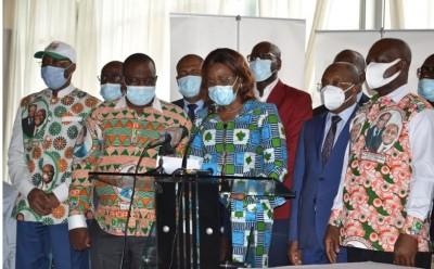 Côte d'Ivoire : Présidentielle, cadres, élus et chefs traditionnels  du Zanzan invitent  Ouattara à répondre favorablement à l'appel du destin